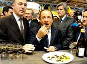 POLITIQUE François Hollande Salon l'Agriculture p'tit tour puis s'en