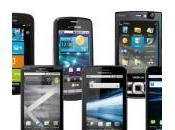 Infographie Bilan smartphones 2013