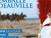 Garde Républicaine emballe Deauville 2014