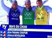 triplé français skicross Jeux Olympiques Sotchi