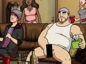 Chozen Mother (2014) liberté d'expression dessin animé