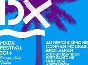 MXDX 2014 Revoir Simone, Thumpers, Erol Alkan, Abstraxion, L'Amateur