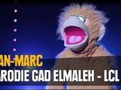 parodie avec Elmaleh