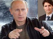 Vladimir Putin, Justin Trudeau Marcel Aubut: histoire courage...
