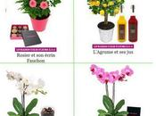 pourquoi cadeau gourmand Interflora