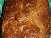 Cake tomate champignon thon