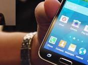 Galaxy capteur biométrique ouvert développeurs