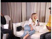 buzze interview d'Enora Malagré face Pharrell Williams