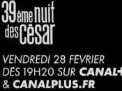 César 2014 cérémonie direct soir Canal