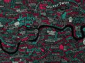 pelomundodascidades: Dex, Literary London map,...