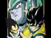 Dragon Ball Film guerriers métal Akira Toriyama