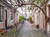 Villas, allée, hameau, Cité… balade dans certaines voies insolites 18ème arrondissement (Paris