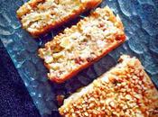 Cake Avoine Pommes