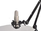 Test Perche pour microphone Rode Yeti (PSA1 Boom Arm)