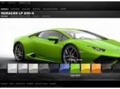 Lamborghini Hurcan 2015 fabriquez vôtre