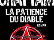 News Patience diable Maxime Chattam (Albin Michel)