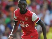 Arsenal-Everton Sanogo titulaire