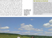 Village magazine faire visiter village autrement