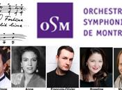 version chambre Carmina burana l'Orchestre symphonique Montréal, concert stagiaires l'Opéra Montréal Canadian Opera Company retour productions Welsh National
