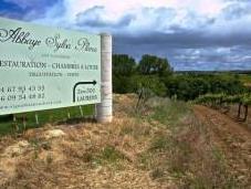 L'abbaye Sylva Plana, plus vin, oenotourisme qualité terre Faugères