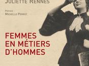 """Clermont-Ferrand, mars 2014: """"Femmes métiers d'hommes"""", Juliette Rennes"""