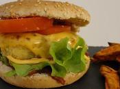 Chicken-burger Maison