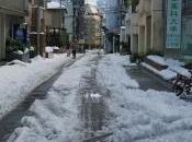 hiver Tokyo