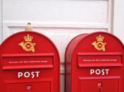Copenhagen Mail boxes