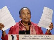 Christiane Taubira, fieffée menteuse menti »...