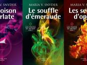 Trilogie Portes Secret, Maria Snyder