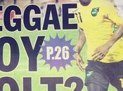 Usain Bolt bientôt footballeur jamaïcain?