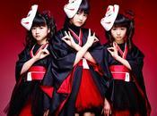 Idols japonaises Kawaii musique métal Babymetal