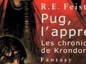 chroniques Krondor Tome Pug, l'apprenti (1982) Feist