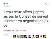 Rachat Vivendi choisit Numericable (Altice) plutôt Bouygues