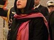 grâce Président François Hollande, Najat Vallaud-Belkacem, salariée Maroc Mohammed Ministre Droits femmes Porte Parole gouvernement français. (1/3)