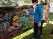 "Stage ""Graffiti pochoirs"" vers Béziers Mars 2014"