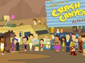 c'était rôle Crash Canyon