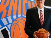 Phil Jackson devient président York Knicks