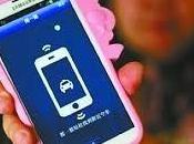 Réserver taxi avec smartphone