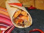 Fajitas poulet, haricots rouges petits piments {Mexicooo