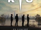 annonce deux premières dates concerts!