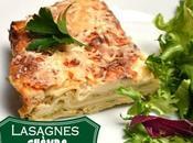 Lasagnes Courgettes Chèvre