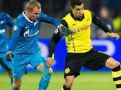 LdC-vidéo Zénith gagne pour l'honneur Dortmund
