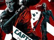 affiche IMAX pour Captain America Soldat l'Hiver