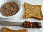 tartinade diététique hyperprotéinée chocolat noisette lait concentre sucré