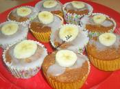 Muffins coco -banane