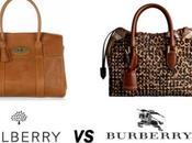 Mulberry n'est Burberry