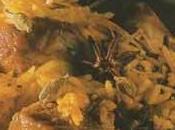 Sauté d'agneau épices indiennes basmati