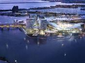 David Beckham veut stade millions d'euros port Miami