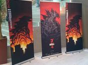 Séance Roadshow Godzilla Edge Tomorrow